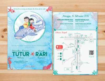 Rari-Tutur Wedding Invitation 01